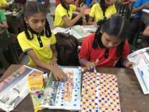 Fevicreate and iVolunteer organise 'Art Paathshala'