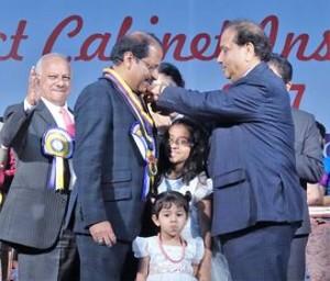 Mannapuram MD awarded