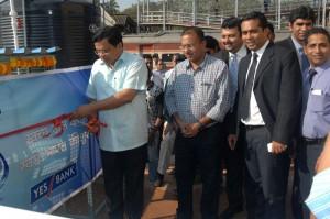 Yes Foundation and Konkan Railways
