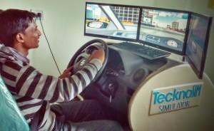 Nudge Driving training