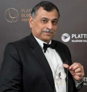 RIL wins Platts award