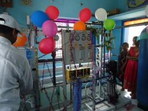 Honeywell Safe Water Network Telangana