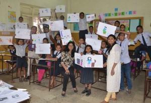 International Global Volunteering Day event