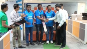 Cleartrip extends a champion's welcome to the India Blind Cricket Team