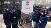 HDFC ERGO distributes 10,000 masks to safeguard children from Air Pollution