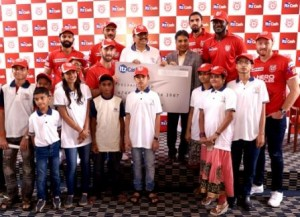 Kings XI Punjab and ItzCash drive epilepsy awareness together