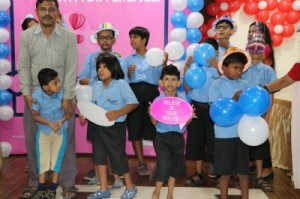 Keys Hotels celebrates the day of love by lighting up the lives of differently-abled children from Muskan Foundation