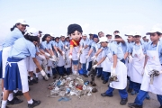 Viacom18 and Children's Movement for Civic Awareness (CMCA) join hands to for a Chakachak Mumbai post Ganpati Visarjan