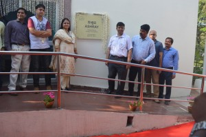 'Ashray', an overnight stay facility was inaugurated at LVPEI for poor post-surgery patients