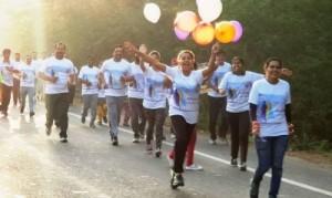 'Run for Water' organised to raise awareness