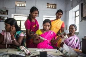 Philips Lighting powers up Barefoot College in Rajasthan