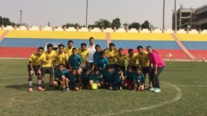 Soccer for Child Rights advocates for child rights with support from corporate employees