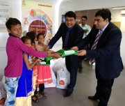 IndusInd Bank gifts a smile to 5,000-plus under-privileged families in Eastern India